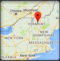 Pepin Granite Map - Directions