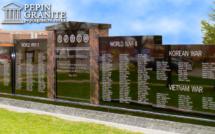 Pepin Granite Civic War Memorial