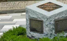 Civic Memorial by Pepin Granite