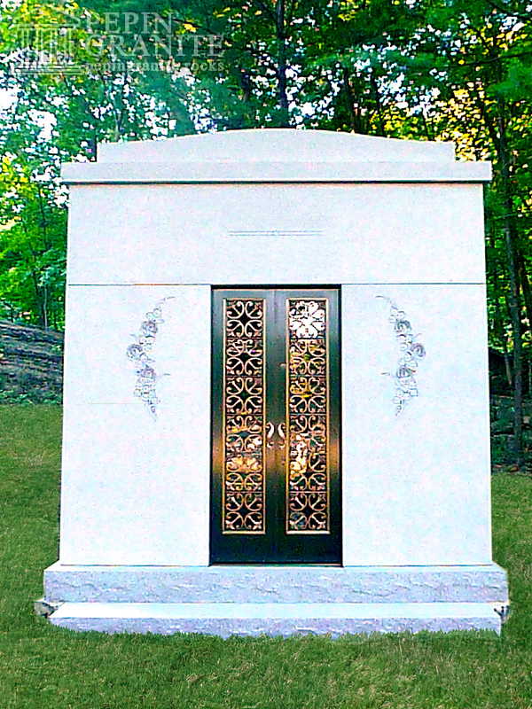 Contact Capital One >> Mausoleums