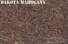 Dakota Mahogany Granite from South Dakota