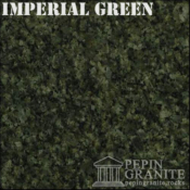 Imperial Green Granite from China