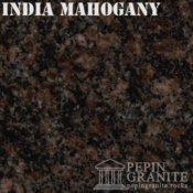 India Mahogany Granite