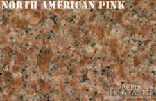North American Pink Granite
